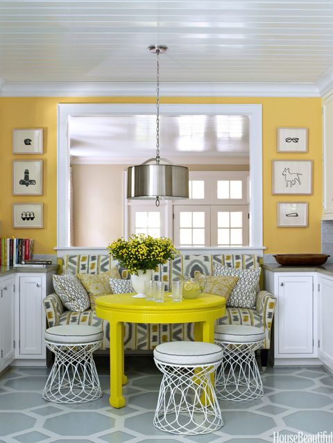 Why Yellow Is Going To Make A Huge Comeback Yellow Paint And Decor
