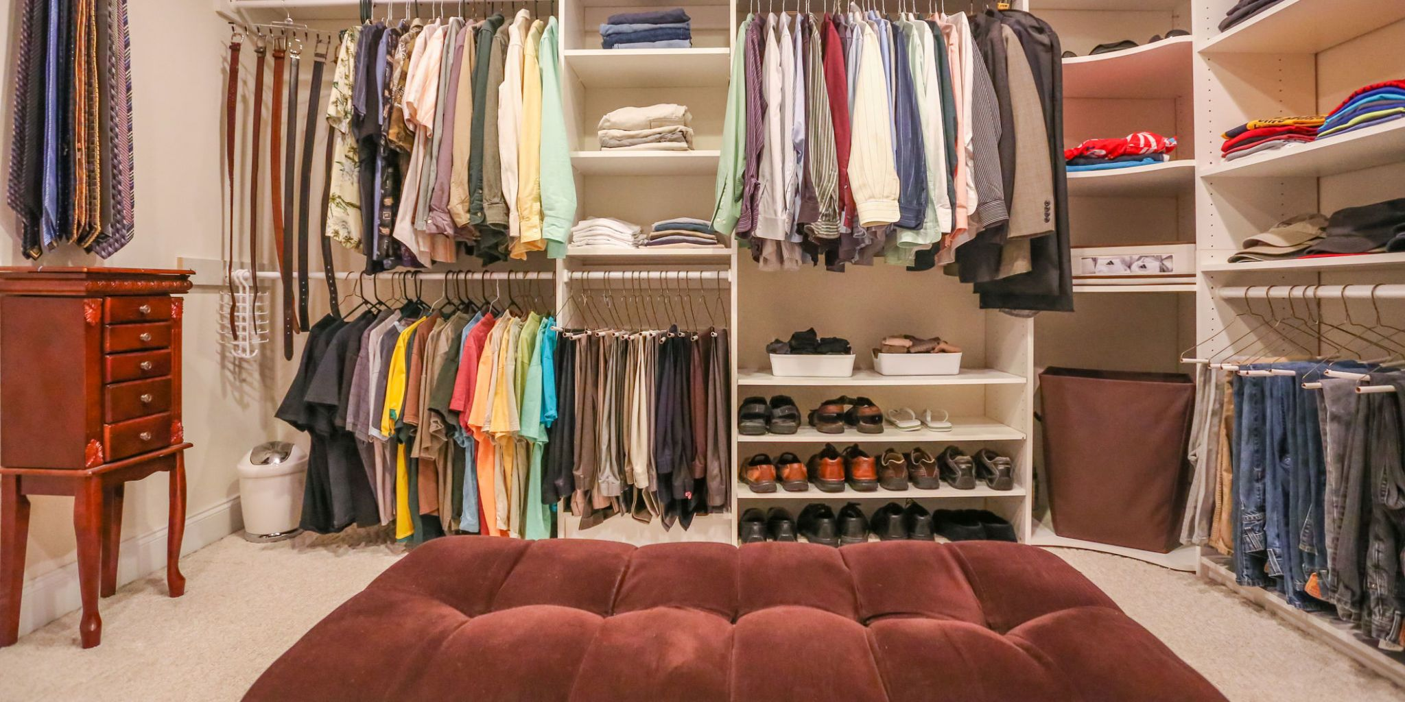Why Should We Dedicate An Entire Area Of Our Home To Storing What We Donu0027t  Really Need?