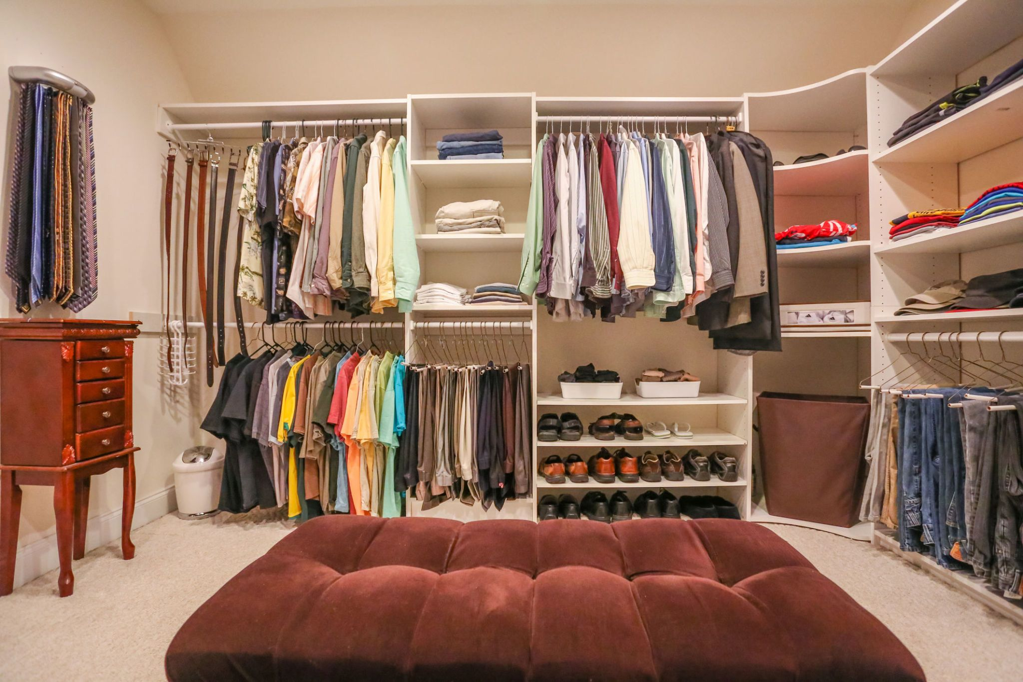 High Quality A Walk In Closet Is A Complete And Utter Waste Of Space