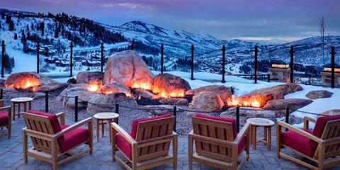 Winter, Mountainous landforms, Mountain range, Landscape, Natural landscape, Hill station, Mountain, Highland, Snow, Freezing,