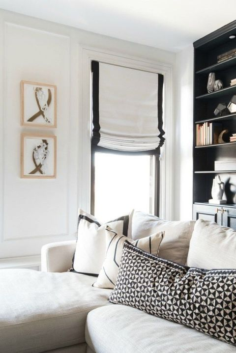 Room, Interior design, Wall, Textile, White, Furniture, Couch, Home, Style, Living room,