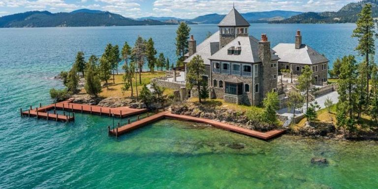 The Most Expensive Homes for Sale in Every State