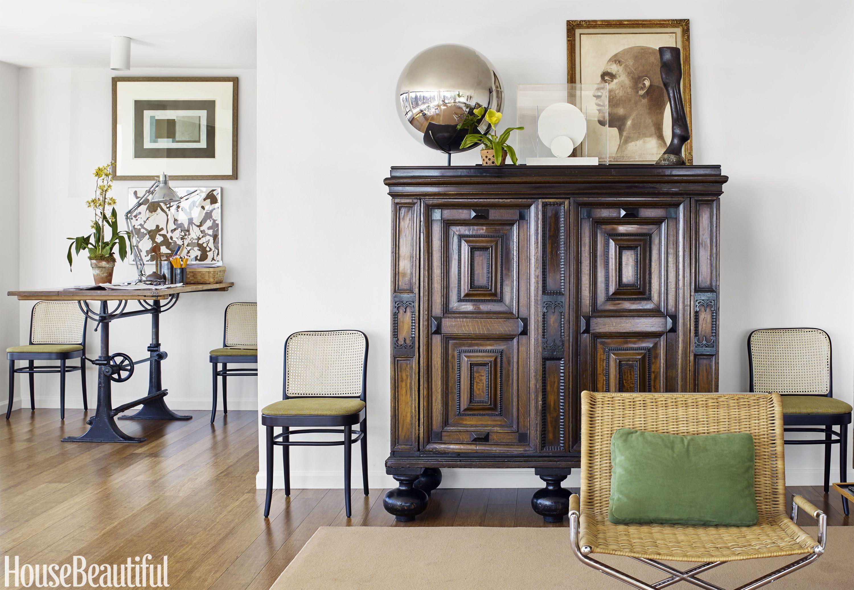 Tom Scheerer Tom Scheerer's Manhattan Apartment  Curated And Staged Decor