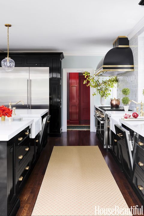 48 Black Kitchen Cabinet Ideas Black Cabinetry And Cupboards Cool Black Kitchen Cabinets Ideas