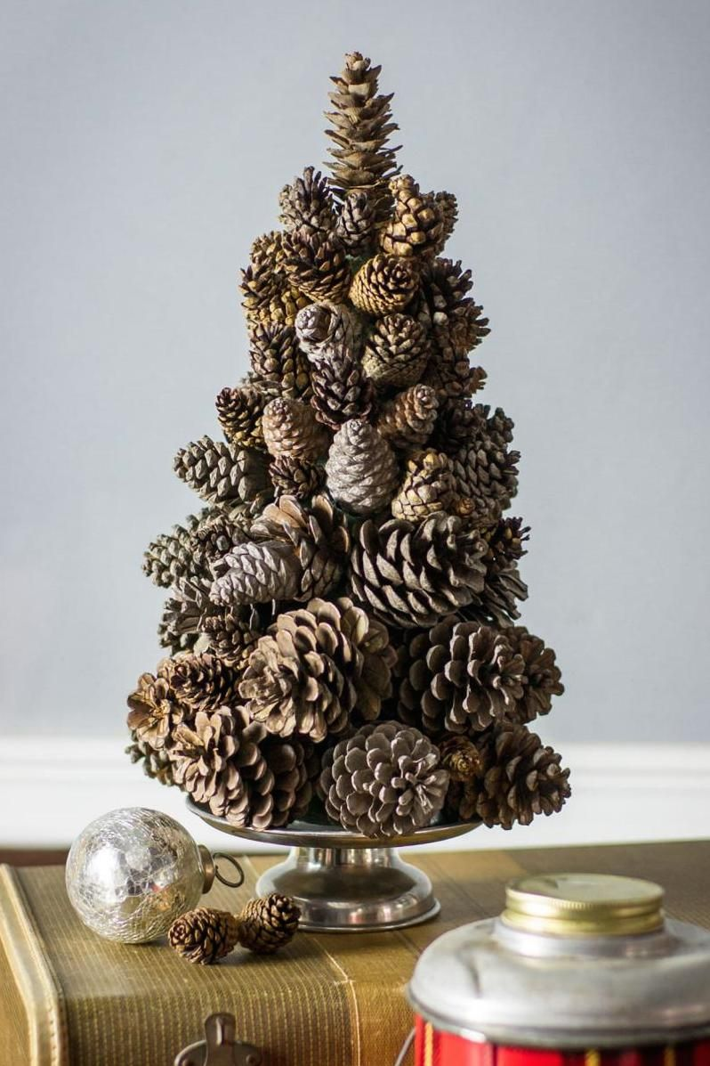 15 small christmas trees decorated ideas for mini holiday trees to decorate - Small Christmas Tree