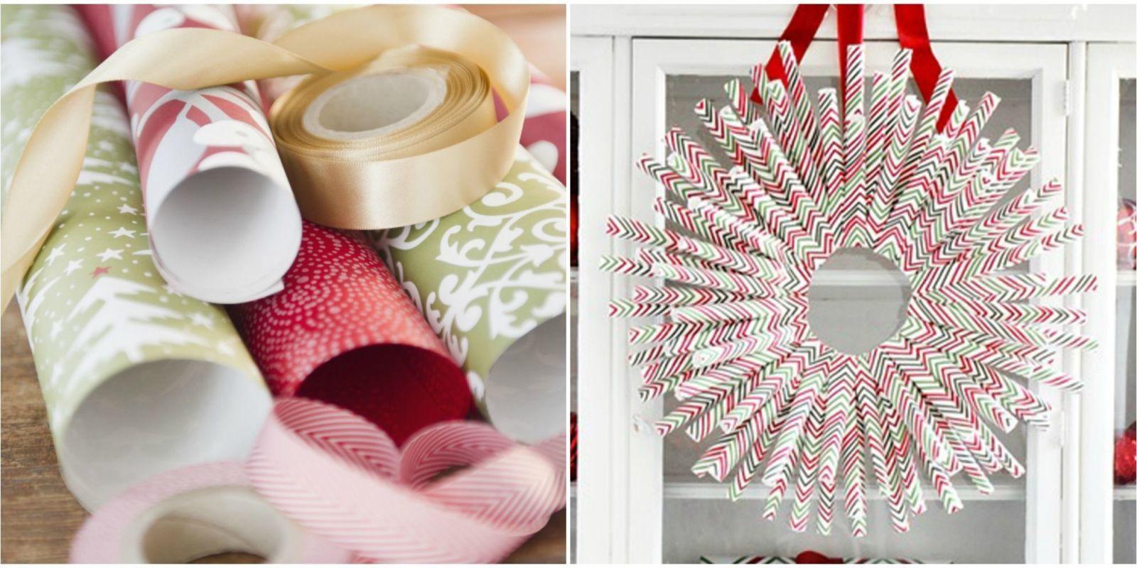 29 Super Festive Trash-to-Treasure Christmas Crafts