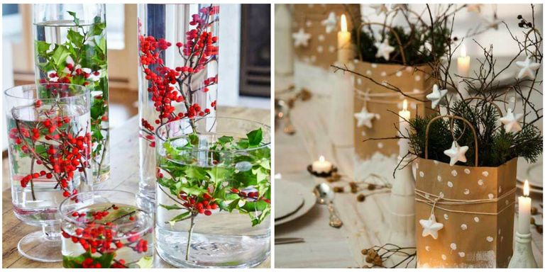16 best diy christmas centerpieces beautiful ideas for christmas if the christmas tree is the keystone of your holiday home the christmas centerpiece is the heart of your feast heres where youll find all the solutioingenieria Images