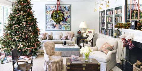 Catherine Olasky Decorates Texas Home for Christmas ...