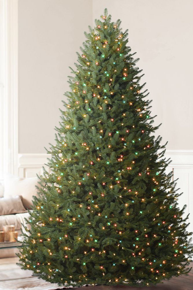 12 best artificial christmas trees fake holiday trees - 4 Foot White Christmas Tree