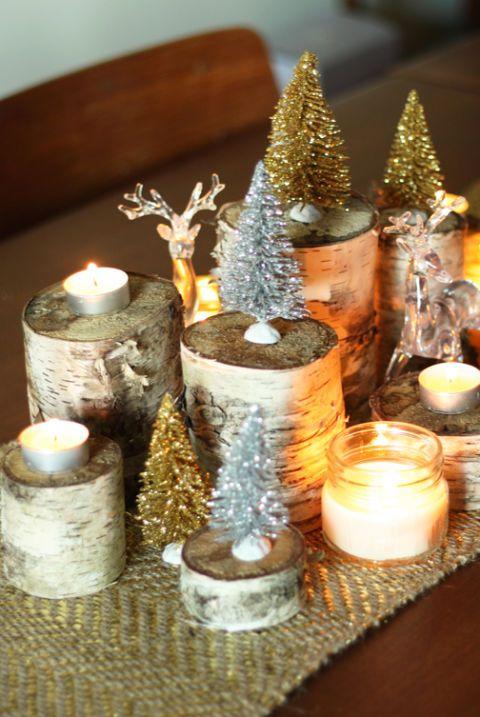 16 Best Diy Christmas Centerpieces Beautiful Ideas For