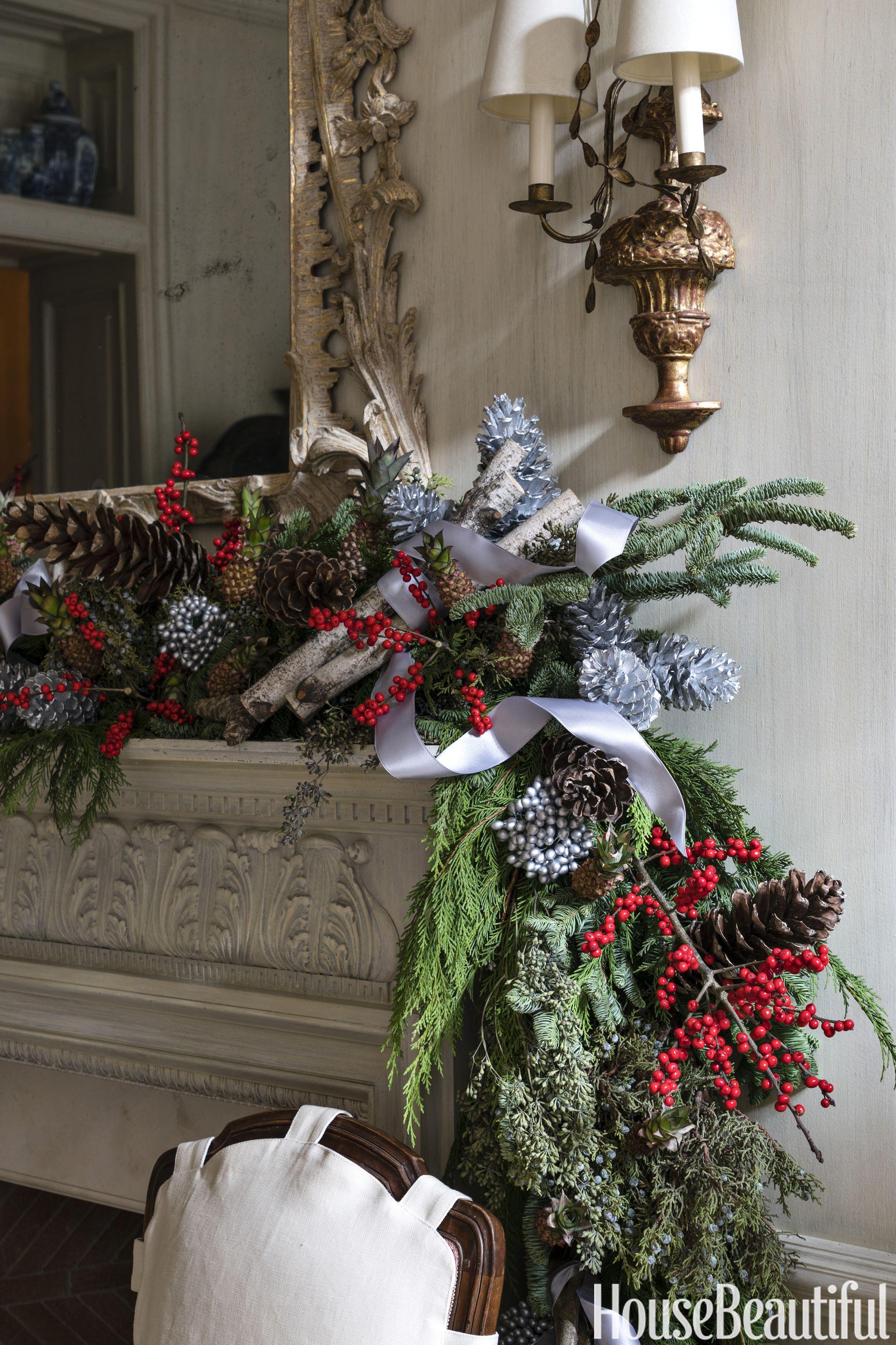 100 christmas home decorating ideas beautiful christmas decorations rh housebeautiful com christmas decorating ideas pinterest christmas decorating ideas 2017