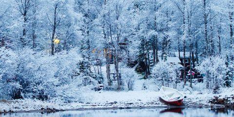 Lapland Lake Inari