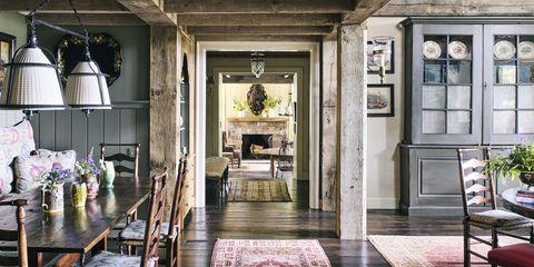 Jane Hawkins Hoke Mountain Home