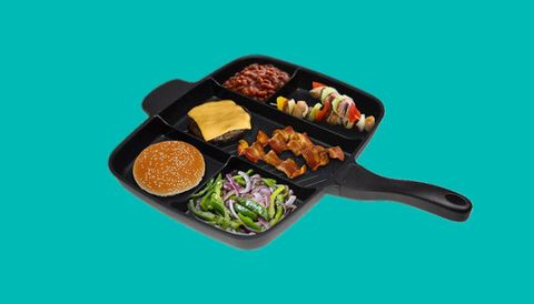 This Genius Invention Turns 5 Different Pans Into 1