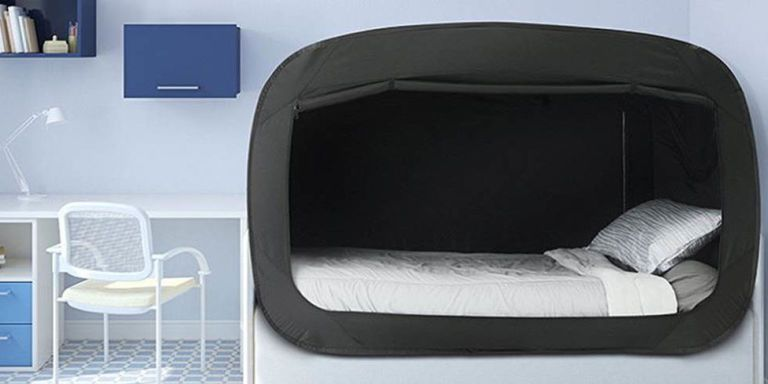 & Privacy Bed Tent - Pop Up Bed Tent