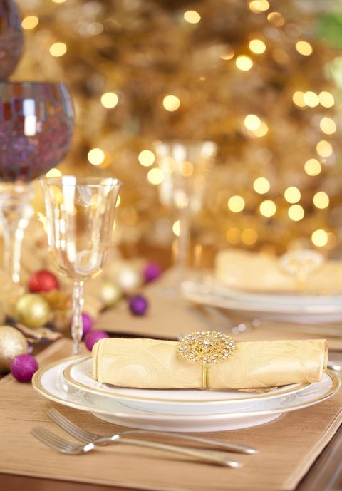 New Year's Eve entertaining ideas