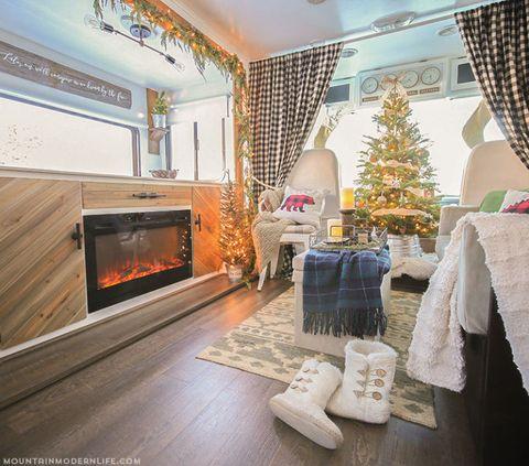 Mountain Modern Life RV Christmas
