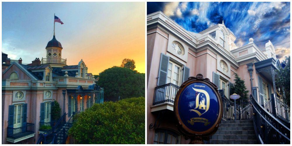 Inside The Disneyland Dream Suite Walt Disney S Secret Apartment On New Orleans Square