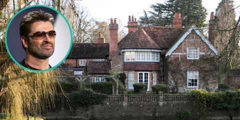 George Michael's home