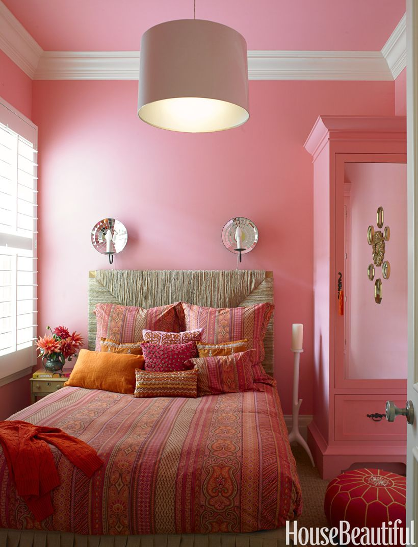 Home Colour Combination For Bedroom