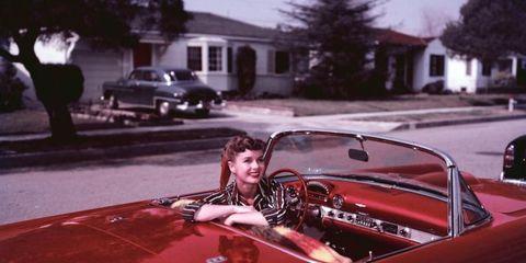 Debbie Reynolds' childhood home
