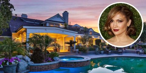 Jennifer Lopez Los Angeles Mansion No One Wants To Buy J Lo S Home