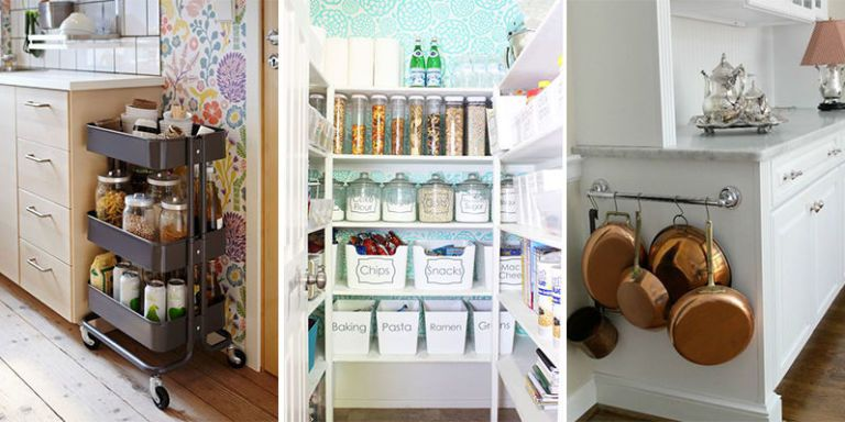 Take Heart, Thereu0027s Hope For Your Biggest (and Smallest) Problem Spots.  Plus, Get Our Best Cabinet And Pantry Organization Ideas!