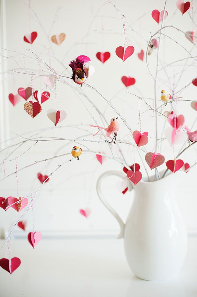 40 Cute Valentine S Day Crafts Diy Ideas To Make For Valentine S Day