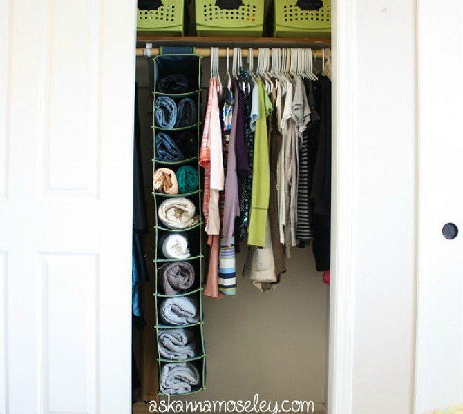 closet to organized how create organize ways michelle an a phan