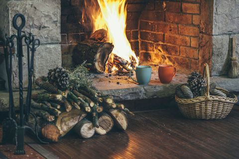 Wood, Flame, Fire, Heat, Brick, Gas, Iron, Basket, Still life photography, Building material,