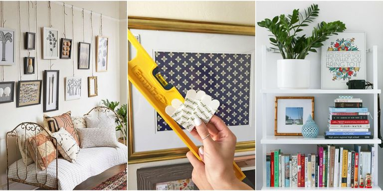 How To Hang Art Without Nails