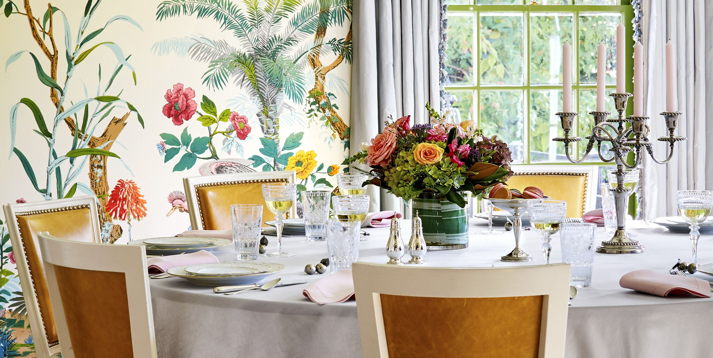 50 Dining Rooms That'll Make You Want To Throw A Dinner Party