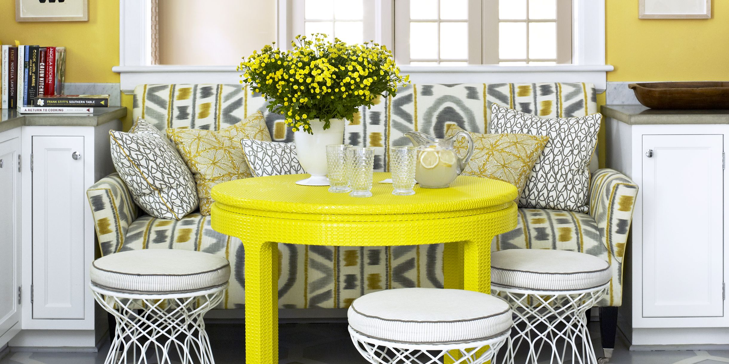 Living Room Colour Ideas Yellow color ideas - decorating with colors