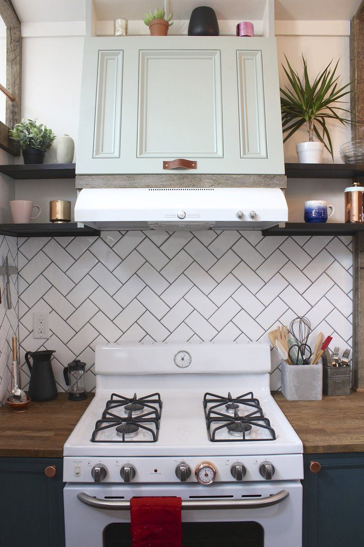 Tiny House Kitchen 2 - Home is Best Place to Return