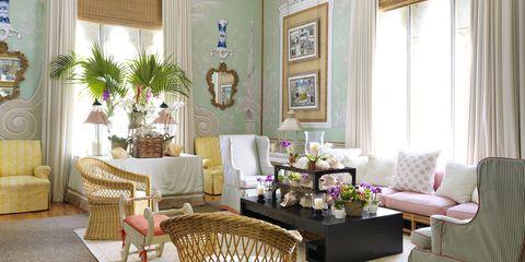 Amanda Lindroth Living Room