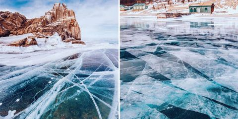 World, Geology, Terrain, Outcrop, Formation, Bedrock, Geological phenomenon, Ice, Freezing, Snow,