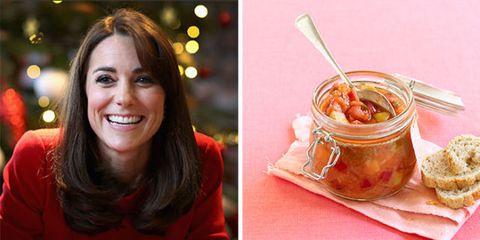 Duchess Kate's Homemade Chutney Is a Snack Worthy of Queen Elizabeth II