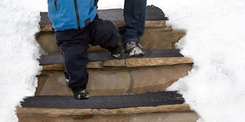 Heated Stair Mats How To De Ice Your Steps