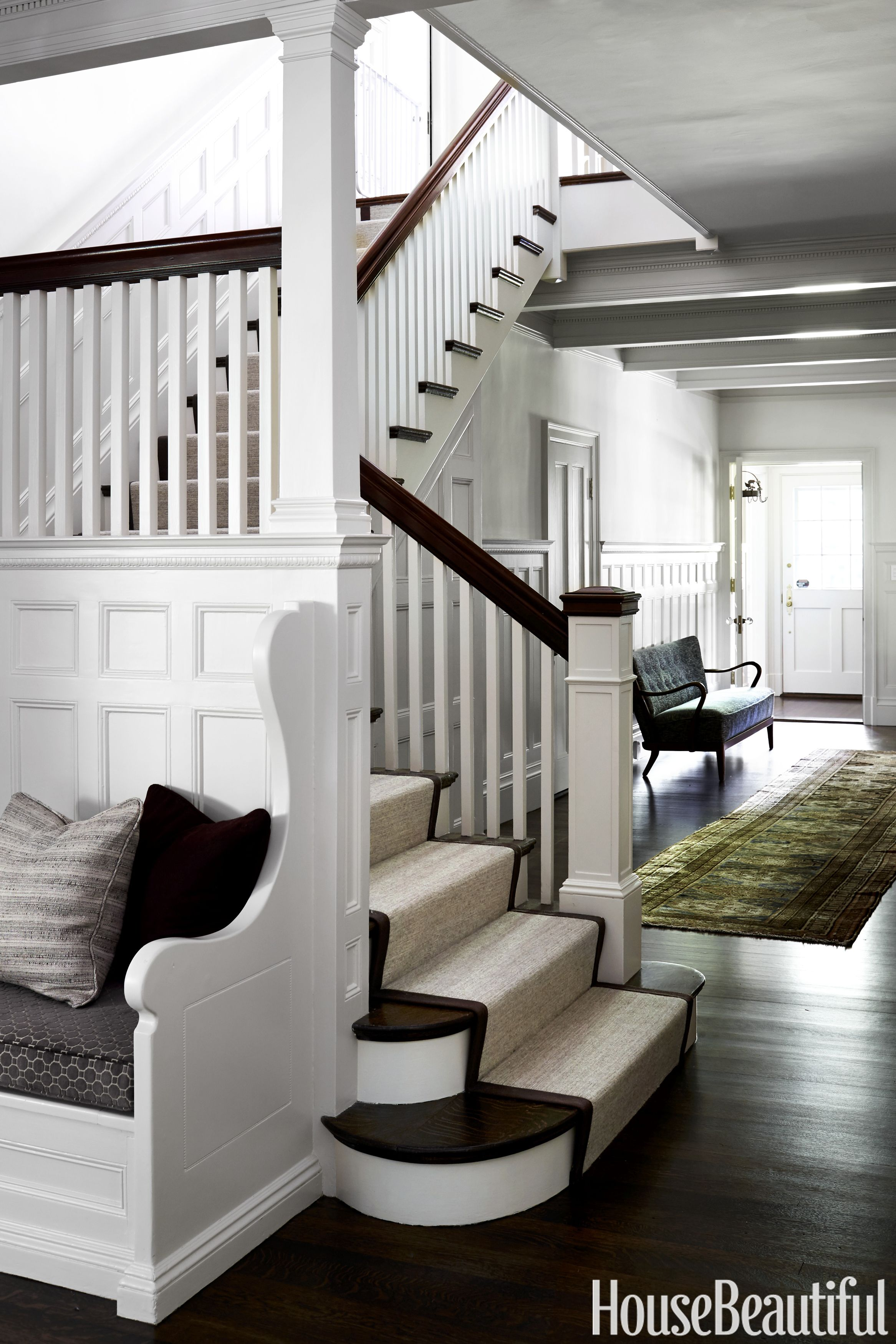 70+ Foyer Decorating Ideas   Design Pictures Of Foyers   House Beautiful Part 95