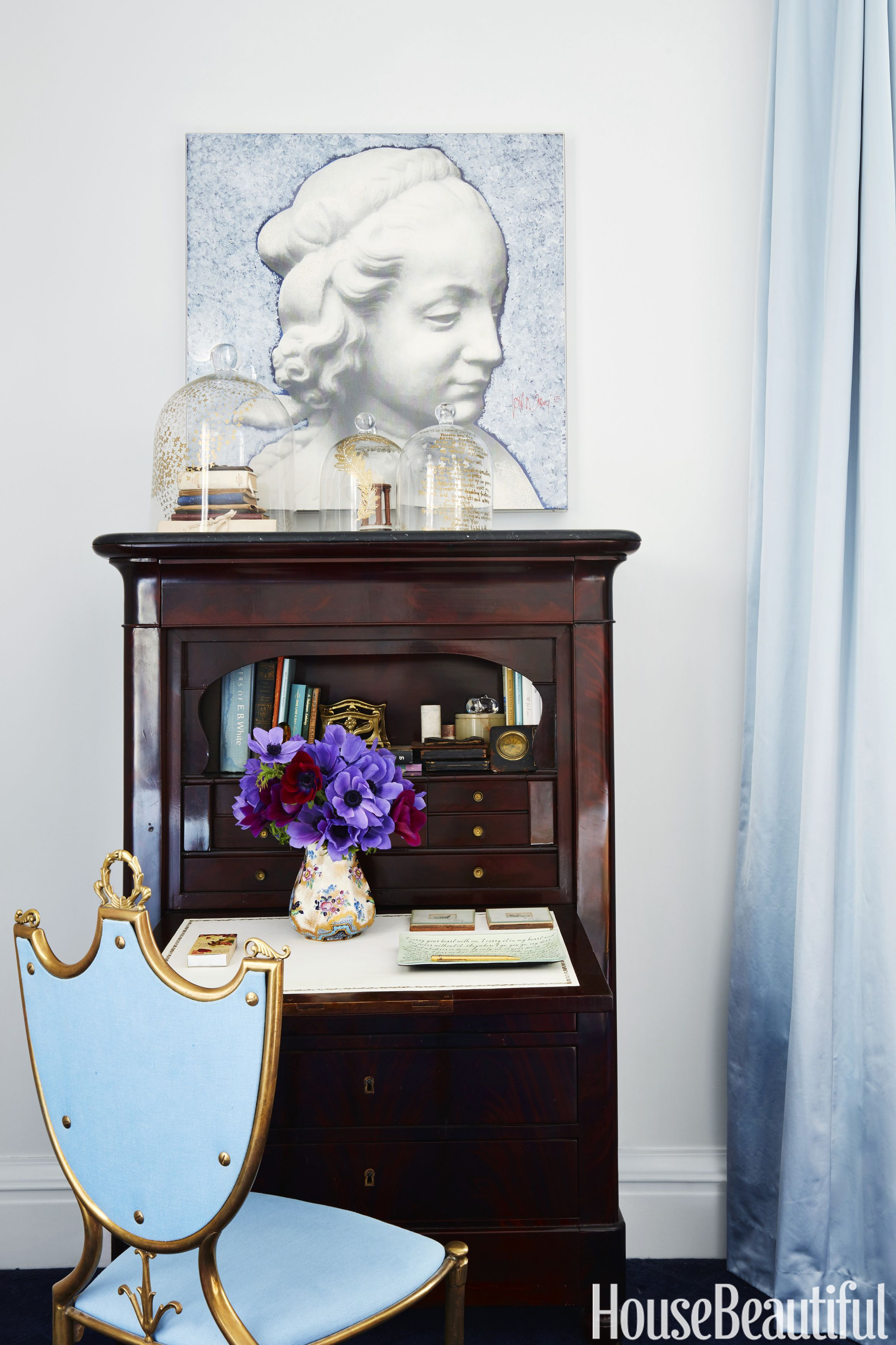 home desk designs. 63 Best Home Office Decorating Ideas  Design Photos of Offices House Beautiful