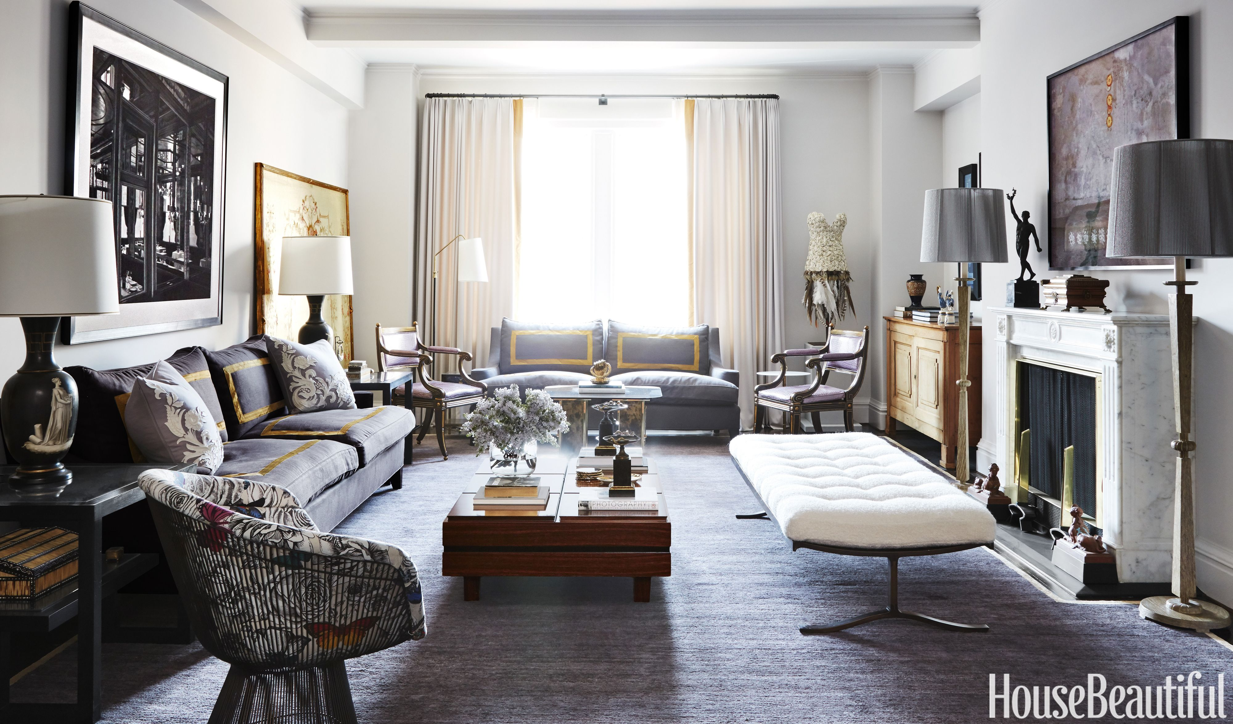 A New York Apartment Offers a Master Class in Decorating ...