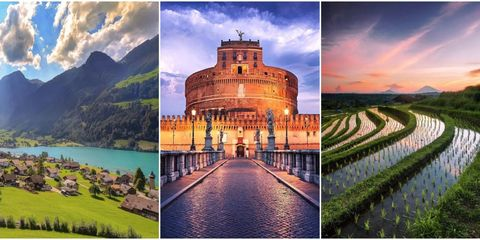 These travel photos will kick your wanderlust into overdrive.