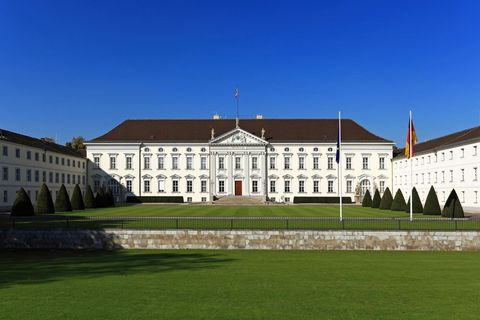 world leader's homes