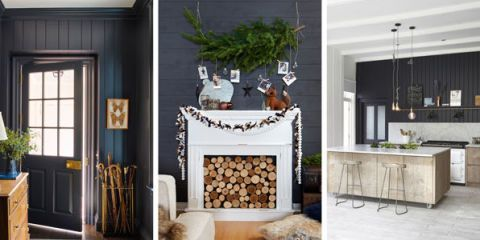 15 Black Shiplap Ideas That Will Convince You to Come to the Dark Side
