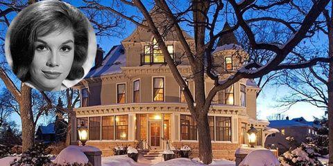 Window, Winter, Tree, Building, Facade, Door, Home, House, Snow, Freezing,