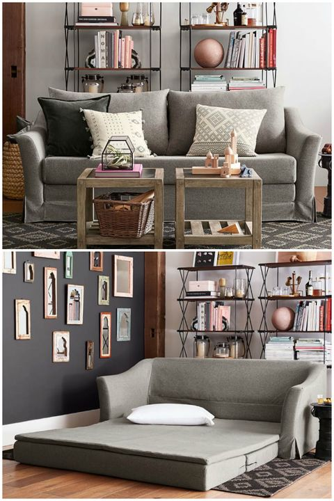 Pottery Barn Launches Small Space Collection Furniture