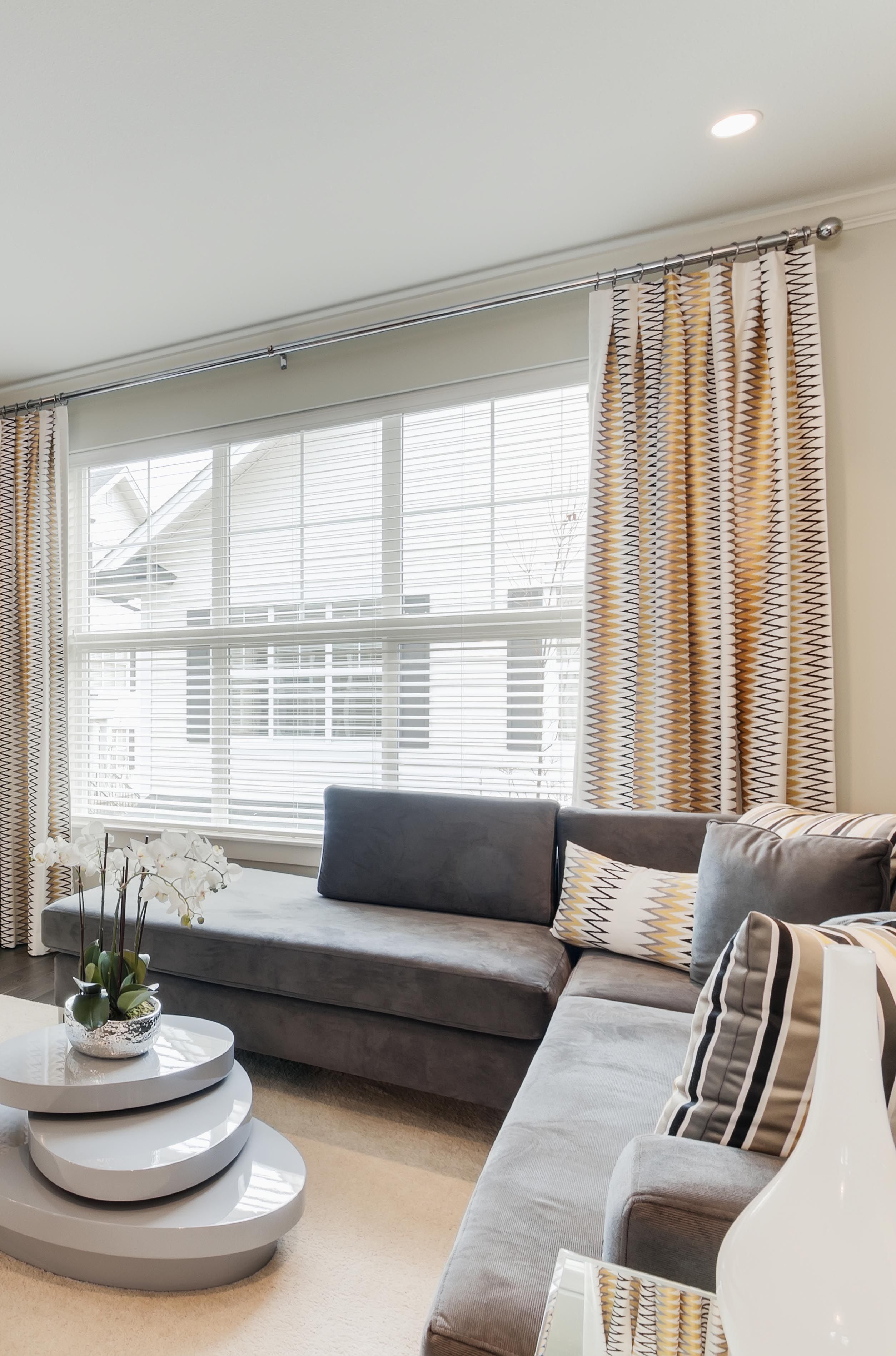 Interior Designer Window Tricks - How to Make Windows Look Bigger