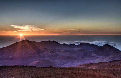 You Now Have to Pay to See One of the World's Most Breathtaking Sunrises
