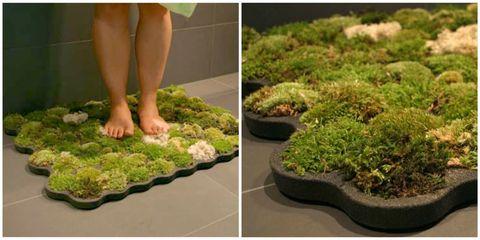 100 luxury bathrooms photos of best bathroom inspiration for Make a moss bath mat