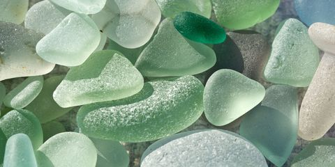 A Dumping Spot for Old Bottles Is Now a Beautiful Glass Beach